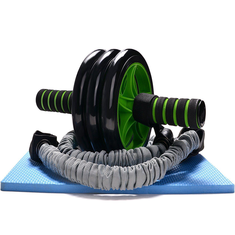 3 in 1 ab wheel roller kit odoland ab roller pro with. Black Bedroom Furniture Sets. Home Design Ideas